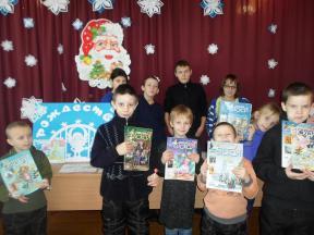 Мероприятия в дни зимних школьных каникул
