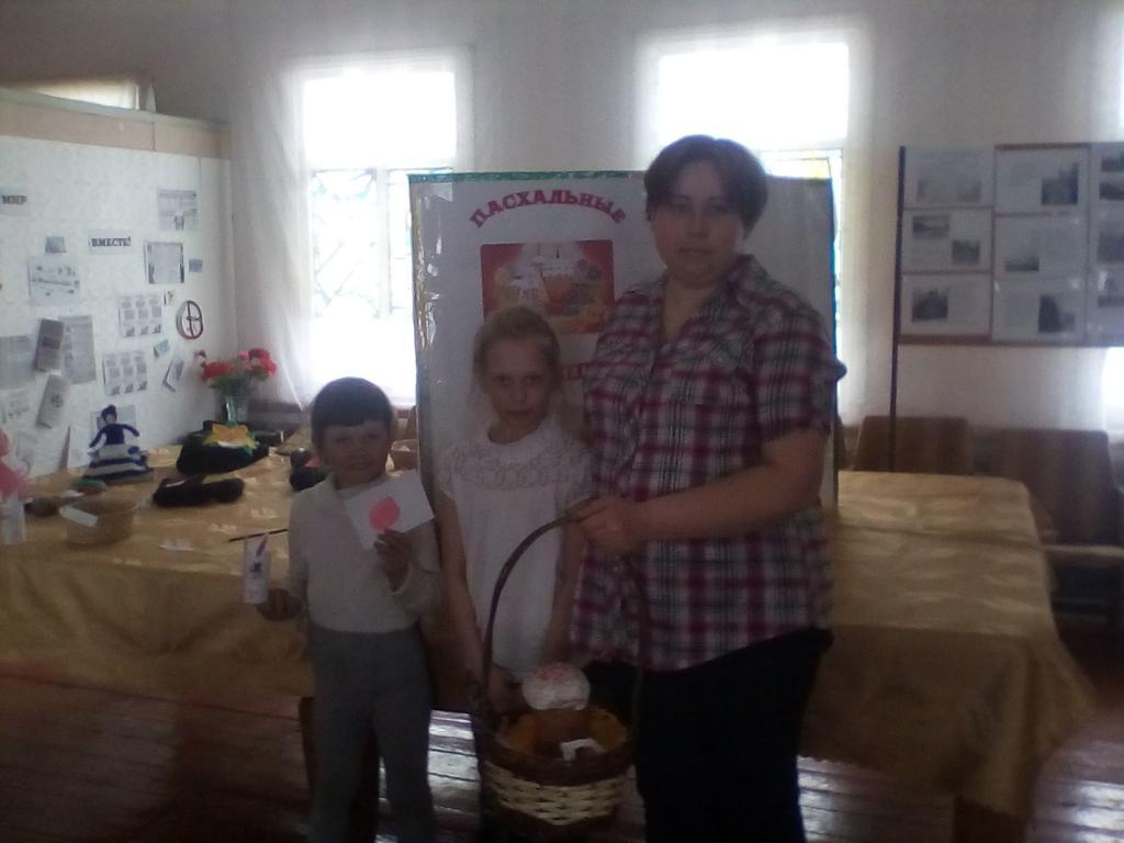 "Информация БУК ""Тюкалинская ЦБС"" (7-13 апреля 2018 г.)"
